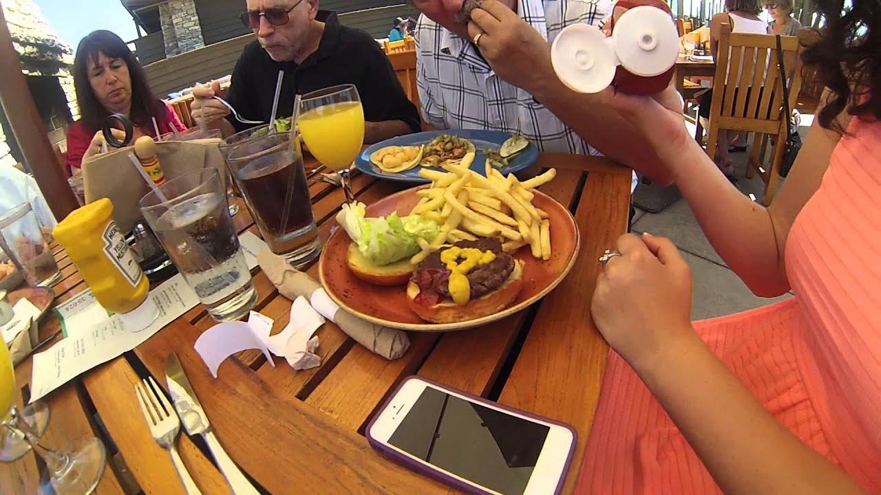 brunch food from terranea youtube
