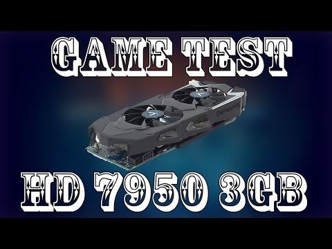 GAME TEST | HD 7950 3GB Vapor-X  | Intel Core I5-2500 3.70 GHz | 8GB RAM | 60fps