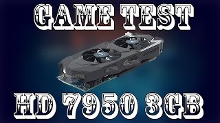 game test   hd 7950 3gb vapor x   intel core i5 2500 3 70 ghz   8gb ram   60fps