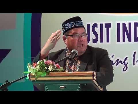 Sambutan Ketua JSIT Indonesia - Munas IV JSIT di Lombok
