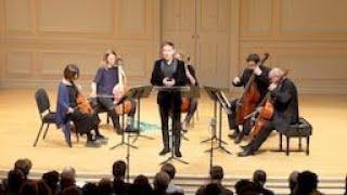 Fretwork with Iestyn Davies: Concert