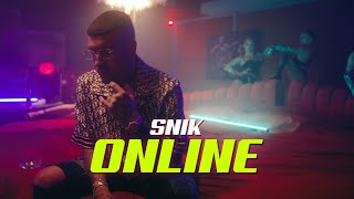 SNIK - ONLINE (Official Music Video)
