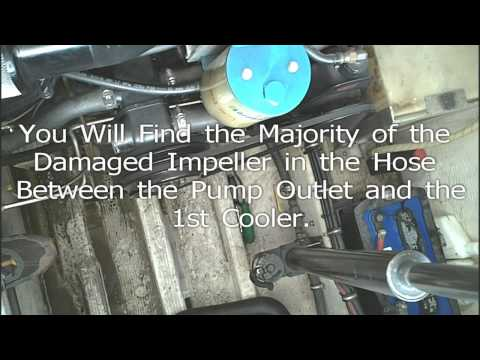 How to Replace Your MerCruiser Water Pump Impeller