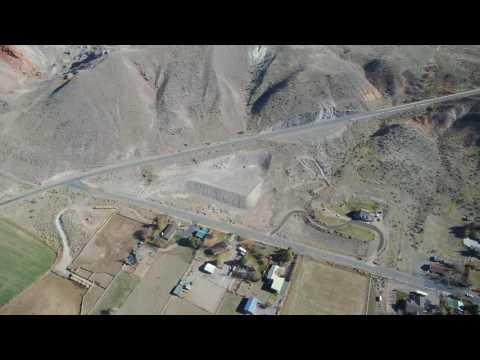 Glenwood, UT by Drone