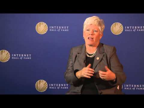 Susan Estrada Profile, 2014 Internet Hall of Fame Pioneer