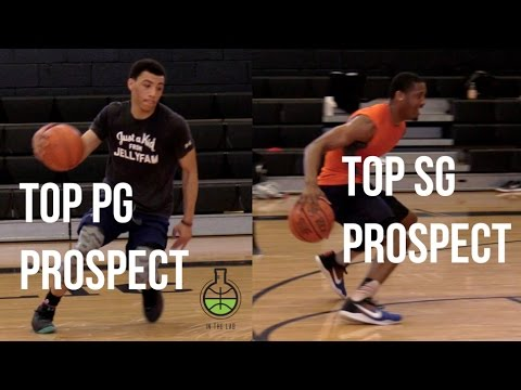 Top Guard Workout In New Jersey Feat. Jahvon Quinerly, Luther Muhammad, FILAYYYY & More!