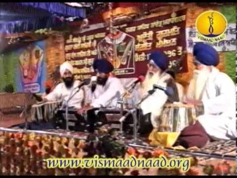 Raag Sorath Bhai Balbir Singh ji Amritsar : Adutti Gurmat Sangeet Samellan 1996