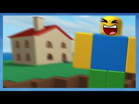 Funny Moments at Natural Disaster Survival on ROBLOX