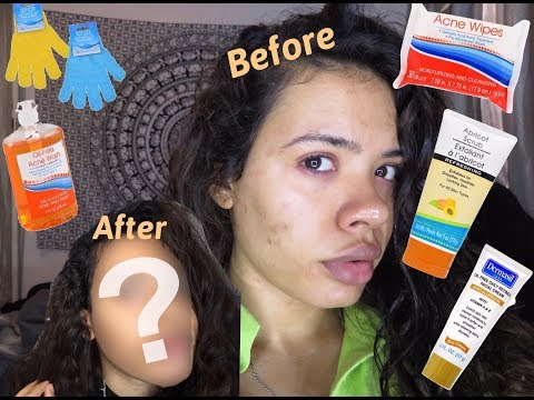 Trying Dollar Tree Skin Care For A Week