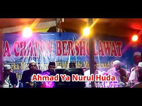 Ahmad Ya Nurol Huda BIKIN MERINDING Voc. Habib Umar | Generasi Perindu Surga