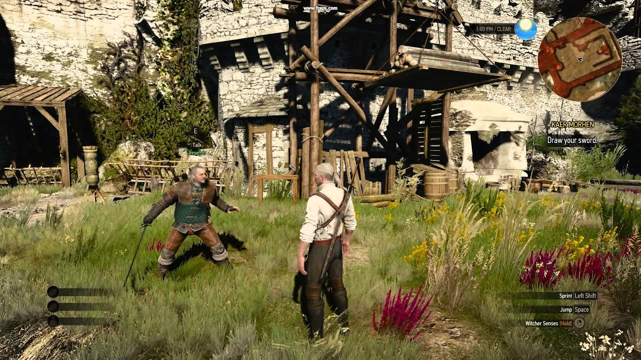 Graphical errors and artifacting on screen   Forums - CD PROJEKT RED