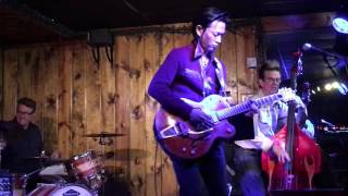 Dragon Jive CD release party at Joe's Great American Bar & Grill in...