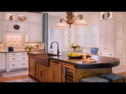 Kitchen Design Wood Countertops