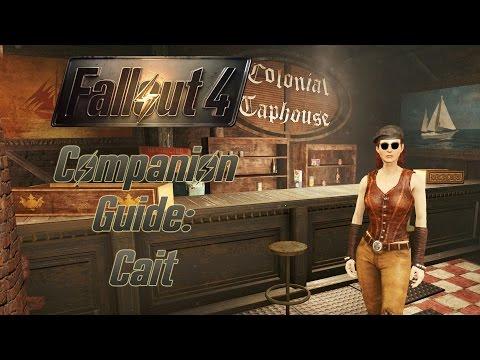 Fallout 4 Companion Guide: Cait
