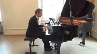 Franz Lehar - Lippen schweigen - Vsevolod Pozdejev (Klavier)
