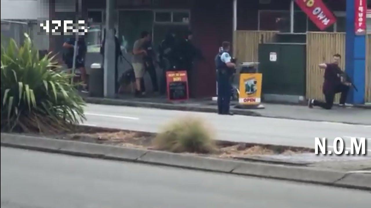 Pelaku Penembakan Masjid Selandia Baru: Full Detik Penangkapan Pelaku Penembakan Di Dua Masjid