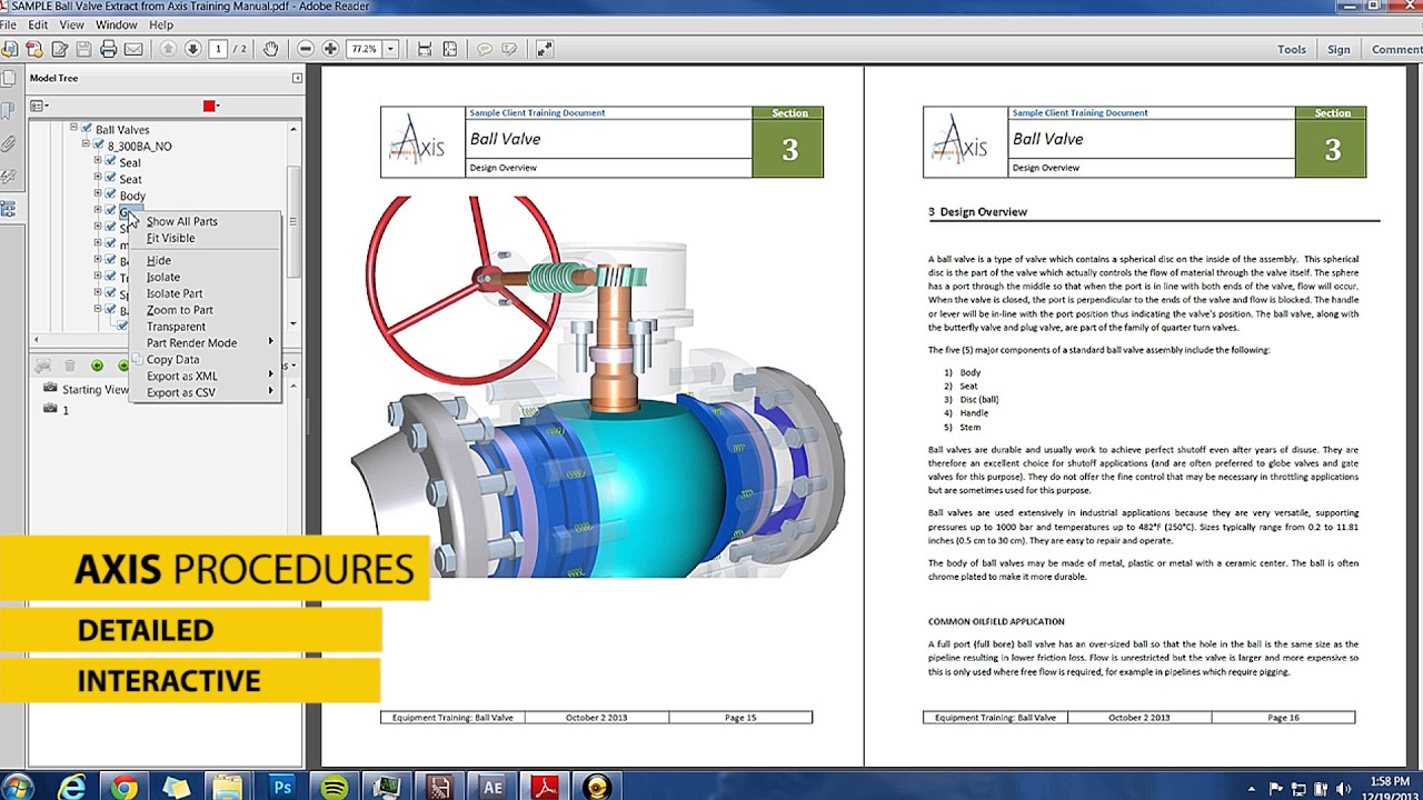 AXIS - Operating Procedures