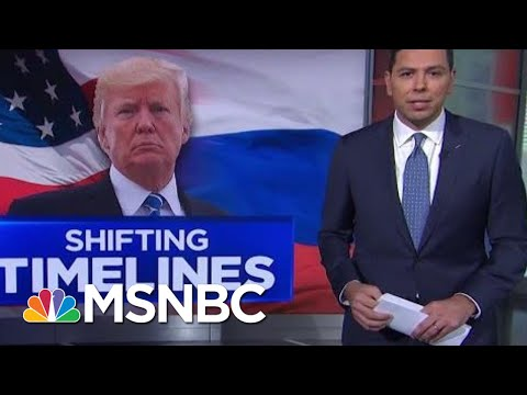 Rudy Giuliani: Moscow Tower Talks Were 'Active' Until 2016 Election | Velshi & Ruhle | MSNBC