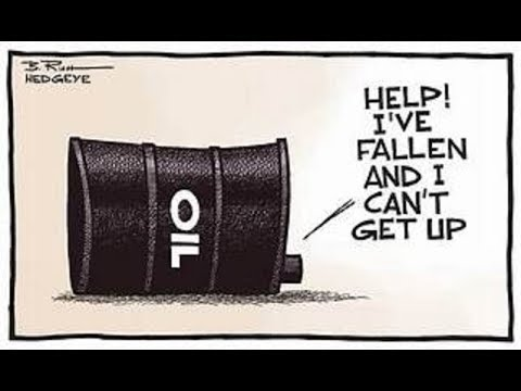 Will Lower Oil Prices Cause A lot of Damage to Markets & The Global Economy?