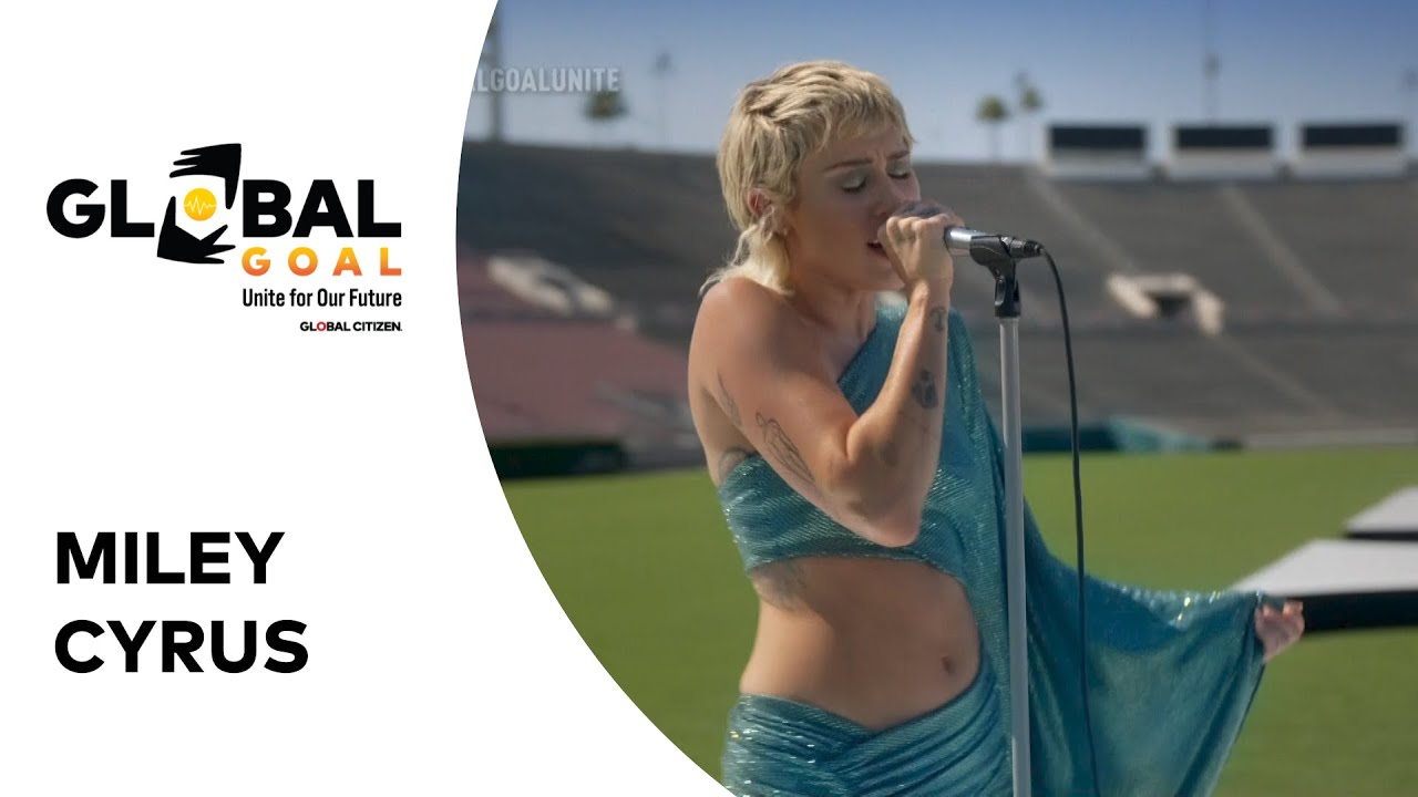 "Download Miley Cyrus Performs ""Help!"" 