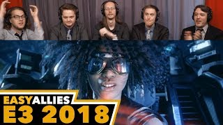 Beyond Good & Evil 2 - Easy Allies Reactions - E3 2018