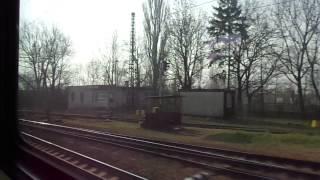 Jazda vlakom IC martinus.sk v úseku Žilina - Vrútky