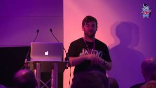 Golang UK Conference 2015 - Matt Heath - Building a Bank with Go