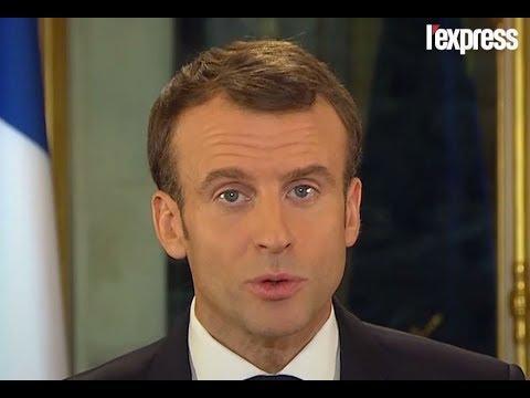 Hausse du smic, heures sup' : les annonces d'Emmanuel Macron