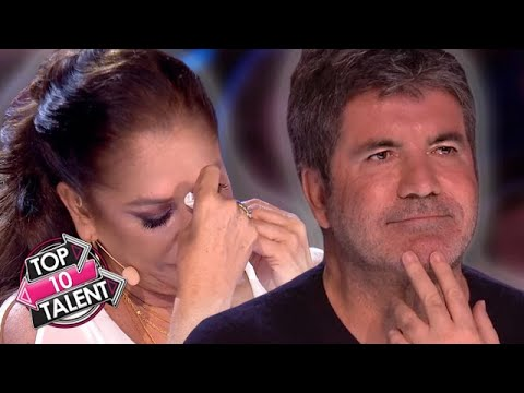 10 MOST EMOTIONAL Kid Auditions On Got Talent And Idol!