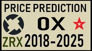 ⭐0X [ZRX] REAL PRICE PREDICTION, Forecast  2018-2025⭐Best Investment