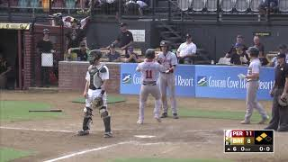 HIGHLIGHT R5 | G3: Courcha doubles to extend Heat lead