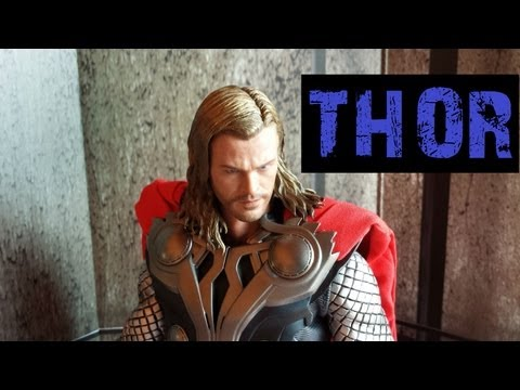 Hot Toys THOR - The Avengers - Review / DiegoHDM