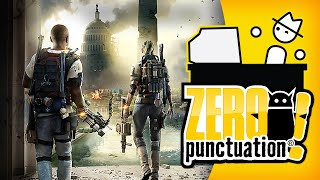 The Division 2 (Zero Punctuation) (Video Game Video Review)