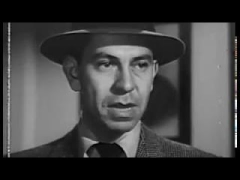 Dragnet 1950s TV Series The Big Barette