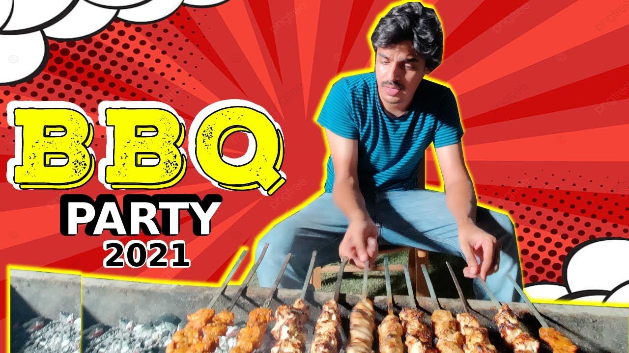 BBQ Party 2021 | Vlog | Bekaar Films