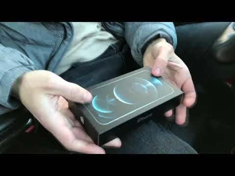 Мобільний телефон Apple iPhone 12 Pro 256GB Graphite Офіційна гарантія