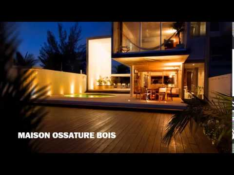 maison ossature bois montage les plus belles maisons du monde episode 2 youtube. Black Bedroom Furniture Sets. Home Design Ideas