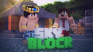 Minecraft SkyBlock -28-  Server'dan Sürpriz !