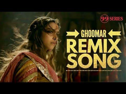 ghoomar-remix-song-2017-|-padmavati-movie-|-deepika-padukone-|-shahid-kapoor-|-aditi-rao|-99-series