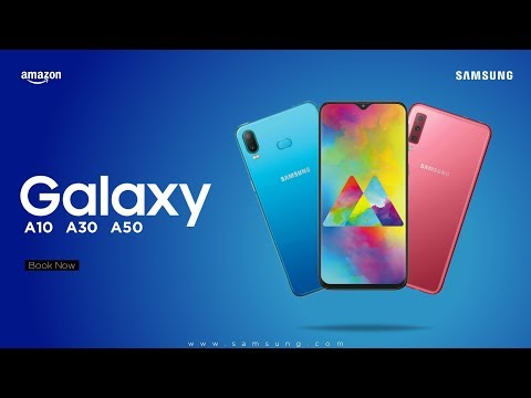 Samung Galaxy A50 vs Galaxy A30 vs Galaxy A10 : Full Specifications, First Look Mp3