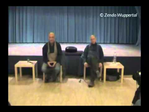 Roland Yuno Rech - Zen or The Art of Living The Everyday Life - Lecture in Wuppertal (2009)