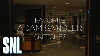 The SNL Cast's Favorite Adam Sandler Sketches
