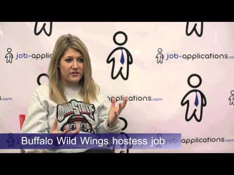 Buffalo Wild Wings Interview - Hostess