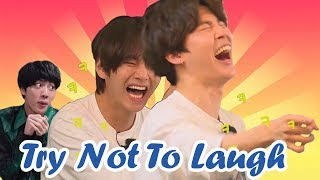 BTS Funny Moments 2018 Try Not To Laugh Challenge [M]