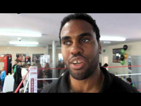 EDDIE CHAMBERS TALKS NEW TEAM FURY GYM, STEPPING UP IN OPPOSITION & THOUGHTS ON ANTHONY JOSHUA