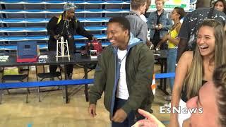 Rising Comedian Shiggy Doing KEKE Challenge EsNews Boxing