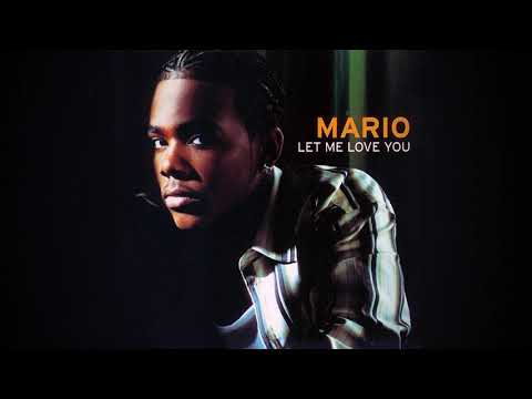 MARIO - LET ME LOVE YOU (OFFICIAL INSTRUMENTAL)