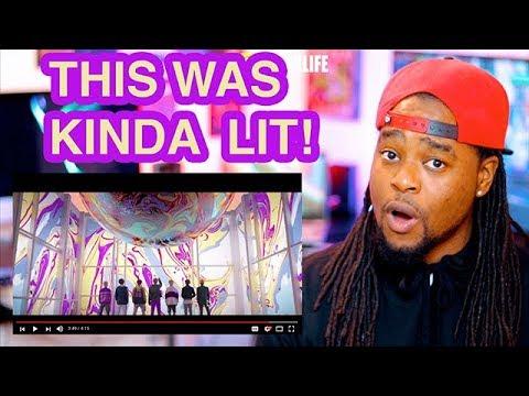 Black Guy Reacts to BTS -  방탄소년단 'DNA'  | K Pop vs Hip Hop