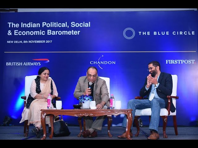 The Indian Political, Social & Economic Barometer 2017