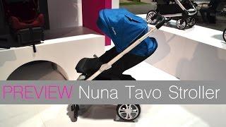 NEW! Nuna Tavo stroller ~ ABC Kids Expo 2015